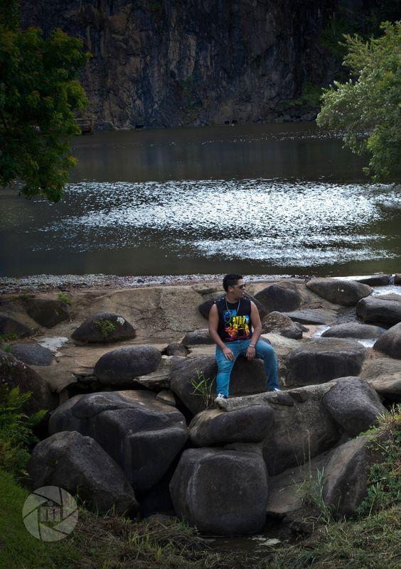 Ensaio no Parque Tanguá