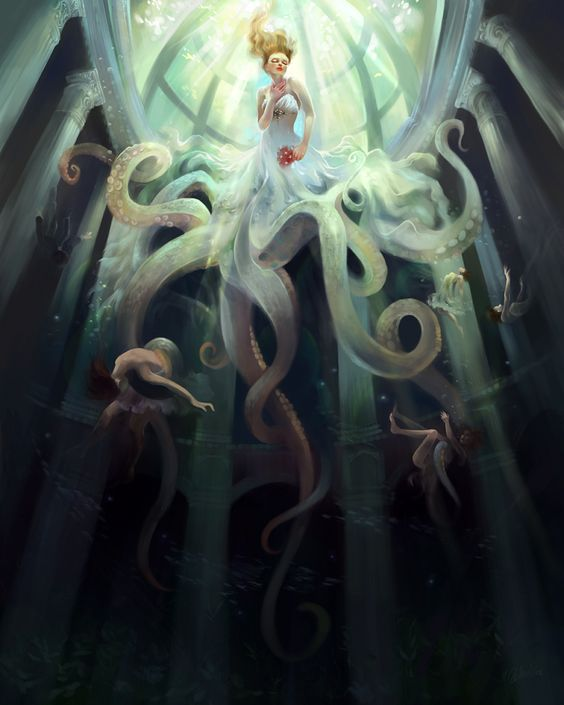 luciole (Deviantart) The Ascension of Te Wheke