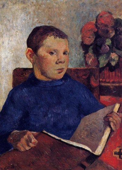 """Résultat de recherche d'images pour """"les enfants peints par Paul Gauguin"""""""