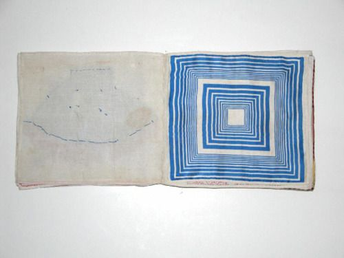 Louise Bourgeois, Ode à l'oubli