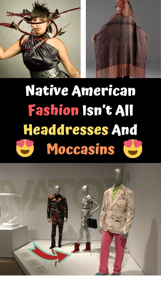 Native American Fashion Isn T All Headdresses And Moccasins Native American Fashion American Fashion Designers Celebrity Facts