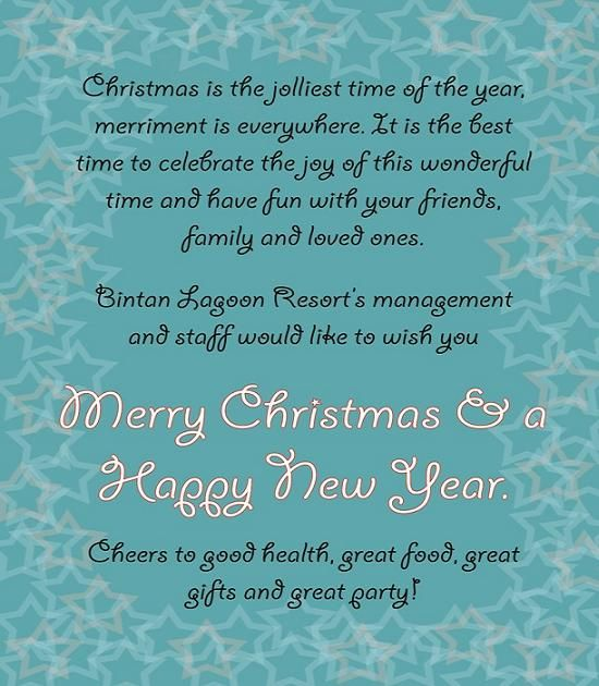 Merry christmas card message greetings merry christmas and happy nothings reheart Gallery