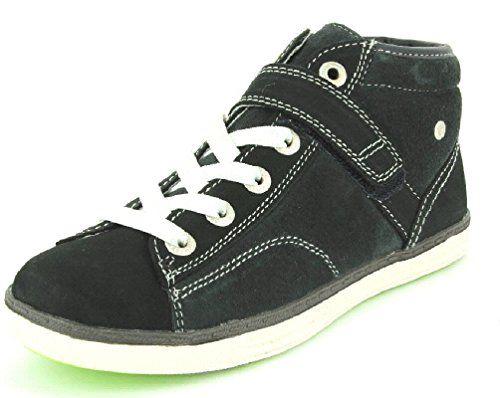 Ch&Ch Damenschuhe - High Heels - Büro / Kleid / Lässig - Kunstleder - Blockabsatz - Komfort / Spitzschuh - Schwarz / Blau / Rosa / Weiß, black-us4-4.5 / eu34 / uk2-2.5 / cn33, blue-us8.5 / eu39 / uk6.5 / cn40 - http://on-line-kaufen.de/vado-6/30-eu-vado-sandra-43305-15-maedchen-boot-in-mittel
