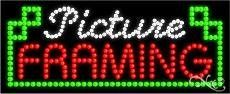 Picture Framing LED Sign (High Impact, Energy Efficient)