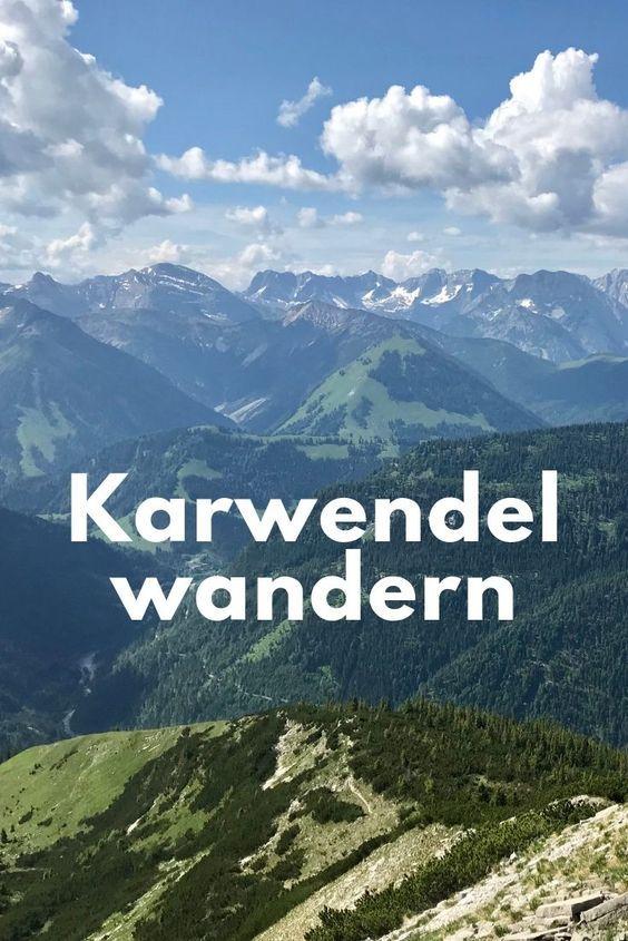 Das Karwendel Ist Eines Der Schonsten Gebiete Zum Wandern In Den