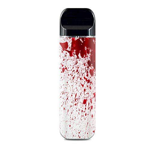 It S A Skin Decal Vinyl Wrap For Smok Novo Pod System Vape Sticker Sleeve Cover Blood Splatter Dexter Vinyl Wrap Vinyl Vape