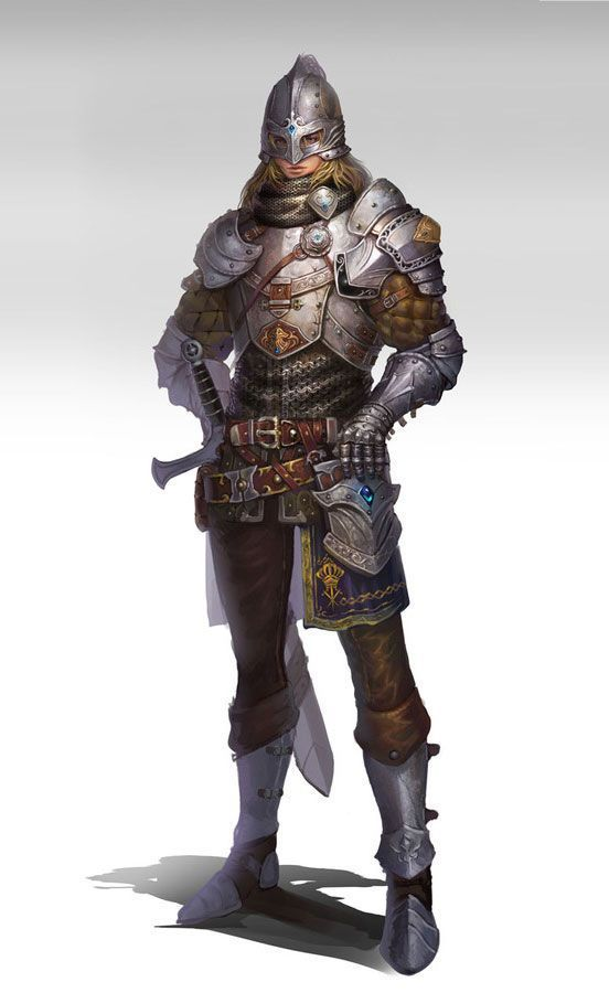 Pin By Herp Derp On Dnd Character Stuffs Character Art Fantasy Armor Medieval Fantasy Although the description claims that half plate is a lighter version of full plate, both kinds of armor weigh 50lbs. character art fantasy armor medieval
