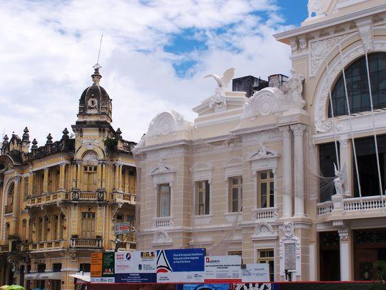 Cidade Baixa. Salvador - BA