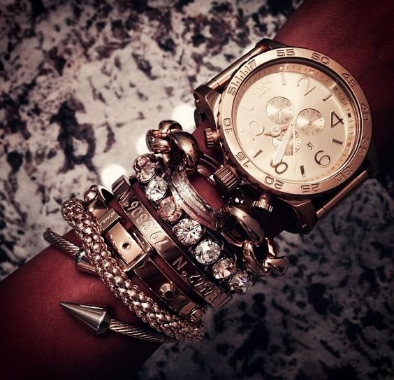 Coordinates. Watch. Obsessed. Stacked.