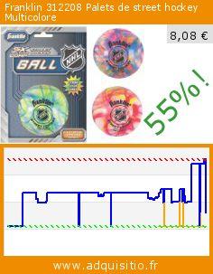 Franklin 312208 Palets de street hockey Multicolore (Sport). Réduction de 55%! Prix actuel 8,08 €, l'ancien prix était de 17,83 €. http://www.adquisitio.fr/franklin/312208-palets-street