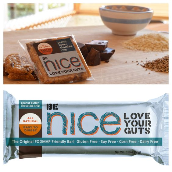 Be Nice Low FODMAP Protein Bar
