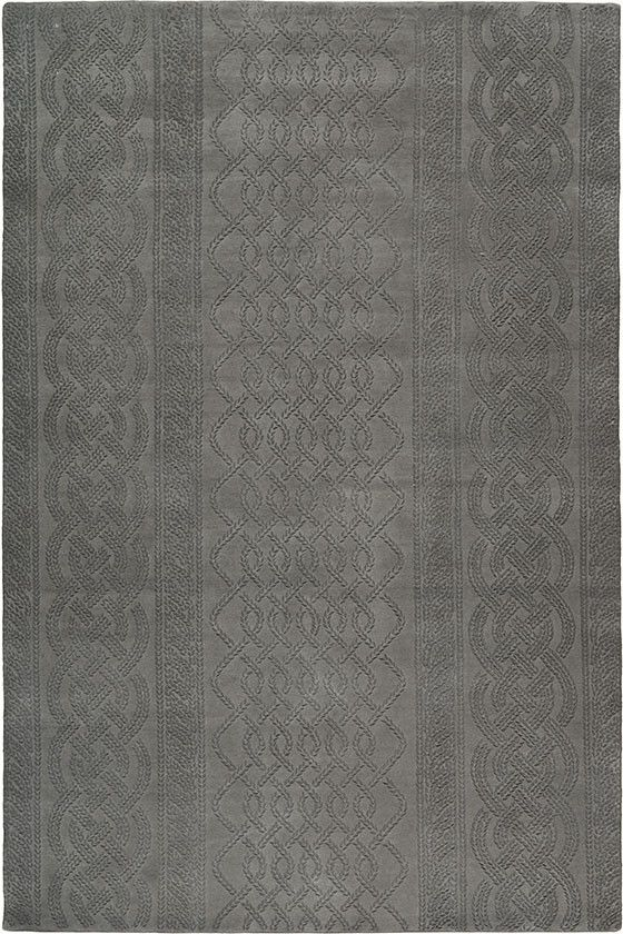 Cable Knit Grey Neutral Rugs Contemporary Rugs Shop Collection The Rug Company With Images Rug Company Grey Rugs Contemporary Rugs