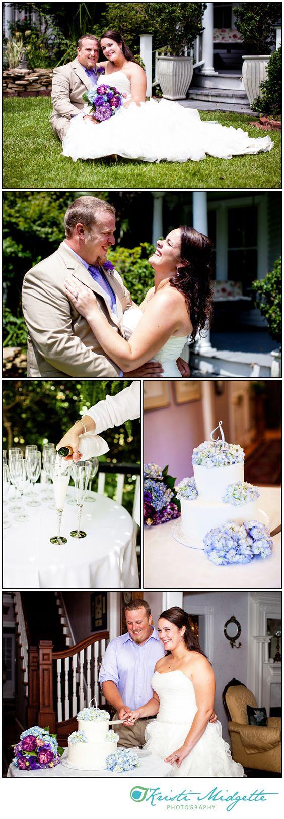 Outer Banks Wedding Photographers Manteo, NC White Doe Inn