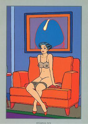 Moebius - X Libris - 1998: