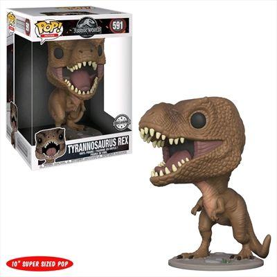 Jurassic World 2 Fallen Kingdom Tyrannosaurus Rex 10 Pop Vinyl Pop Vinyl Pop Vinyl Sanity Funko Pop Funko Pop Exclusives Funko Pop Collection Vengadores marvel figuras funko dinosaurios. jurassic world 2 fallen kingdom