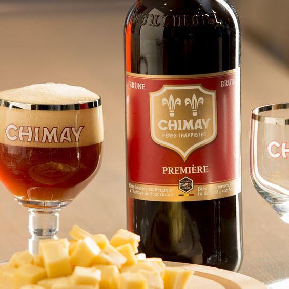 bia chimay đỏ chai 750ml