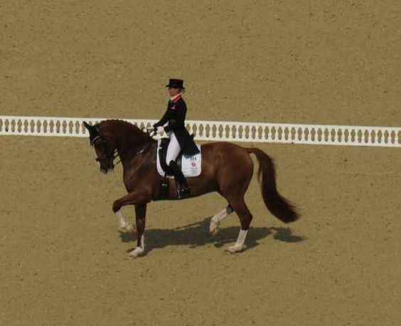 Video – Watch Laura Bechtolsheimer and Mistral Hojris' Grand Prix Freestyle