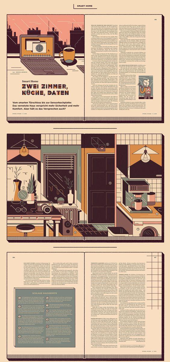 magazine #australia #sydney #newspaper - A special magazine from - designer kantine spiegel magazin