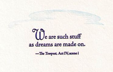 Shakespeare: