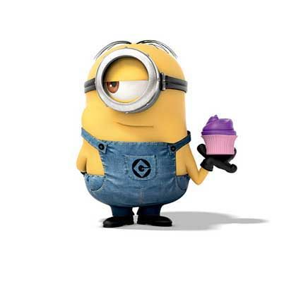 Minions Love Minions Images And Cupcake On Pinterest