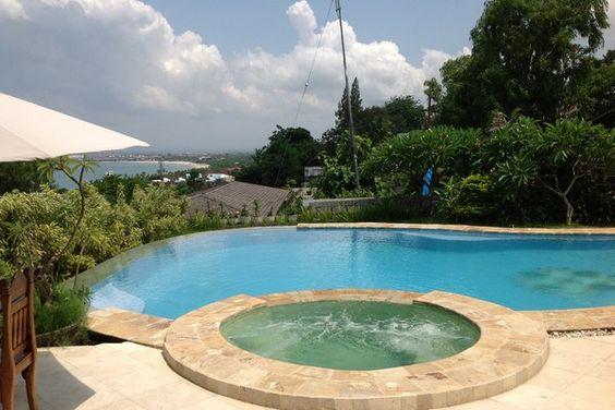 Traditional Home Villa Jimbaran Beach Bali private swimming pool