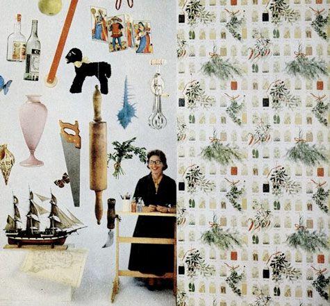 Vera Neumann Print Designer Famous For Scarves Among Much
