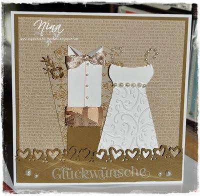 Ein Geldgeschenk zur Hochzeit...