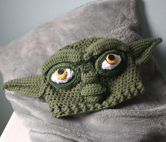 Crochet Pattern Yoda Ears : The ojays, Originals and Hats on Pinterest