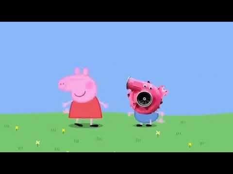 Meme Turbo Peppa Pig Youtube Peppa Pig Funny Peppa Pig Peppa