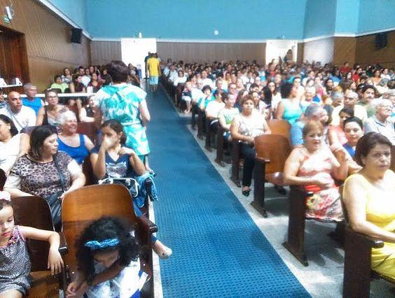 Bezerra de Menezes, 09/04/2016... sucesso absoluto!
