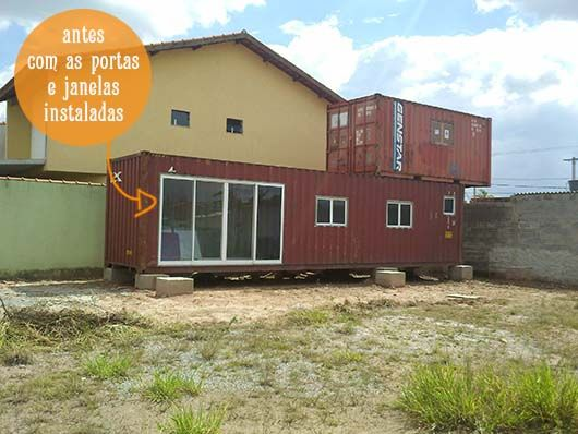 Projeto Container #4: Minha Casa Meu Container |