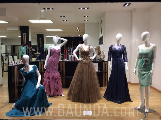 Vestidos de madrina en Madrid - Baunda