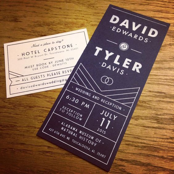 Wedding invitations and the like, custom design and hand screen printed on French Paper! Check out pricing at yellowhammer.org
