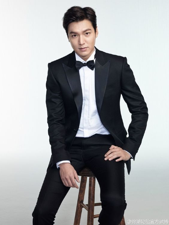 Rich results on Google's SERP when searching for 'Lee Min Ho'