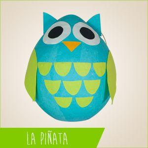 La pinata - Fabriquer facilement des Pinatas pour les enfants - VaisselleJetable.fr
