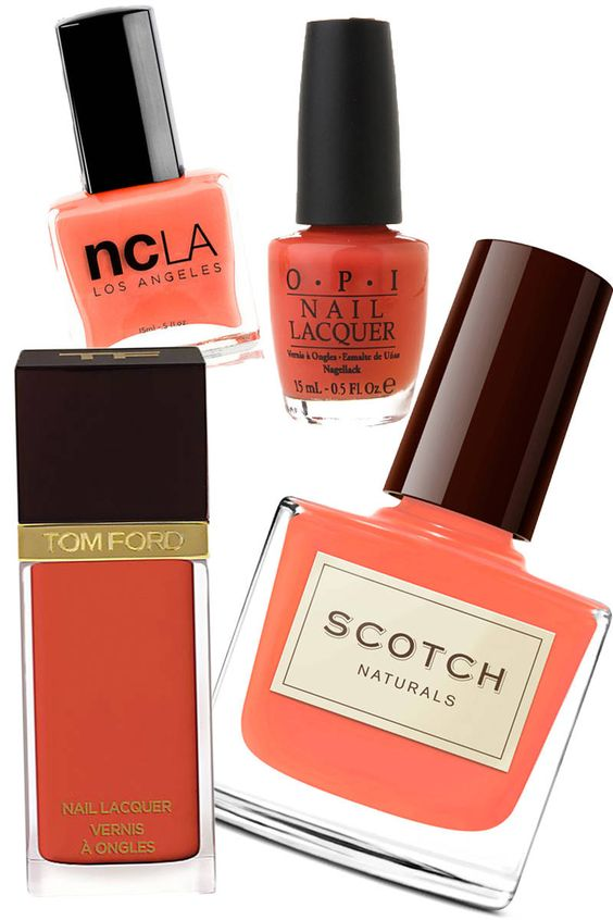 15 New Nail Colors to Try If It Ever Gets Warm | Temporadas, Colores ...