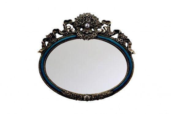 EspelhoParede Florão32 x 29cm - A Loja do Gato Preto