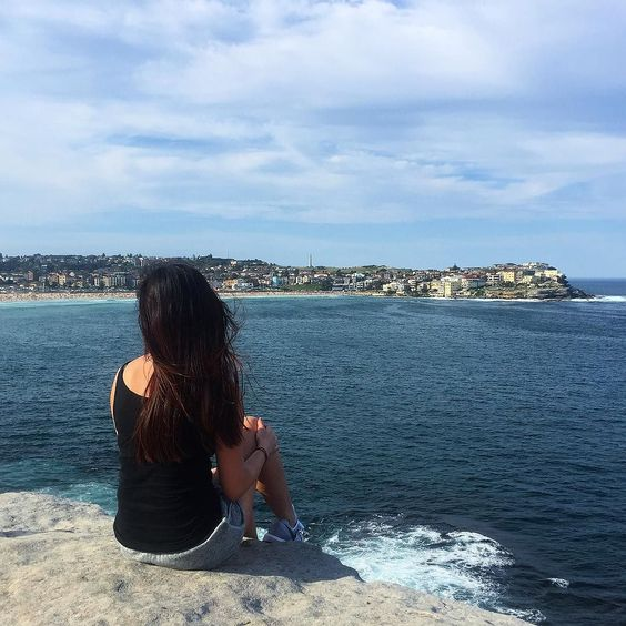 Bondi you beaut!  #bonditobronte #coastalwalk by tinatek http://ift.tt/1KBxVYg