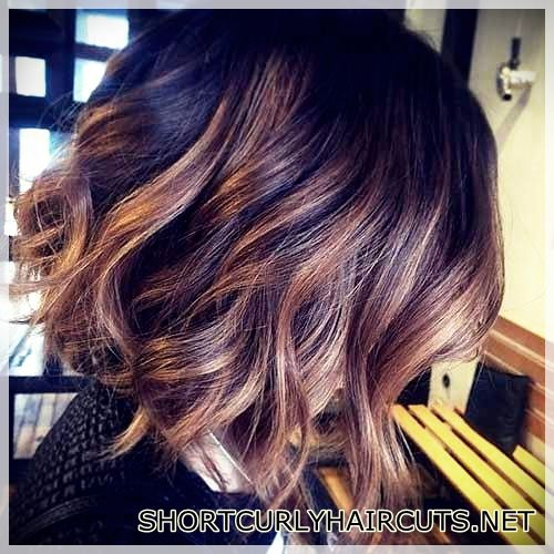 The Best Hair Color Ideas For Short Hair Hair Styles Curly Hair Photos Curly Hair Styles Naturally