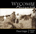 Wycombe Vineyards produces wines from the freshest, hand picked grapes, grown exclusively in their vineyard.