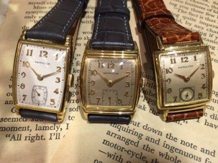 on sale 1b0cc f5487 Hamilton (ハミルトン) の時計の買取完全ガイド!買取相場と ...