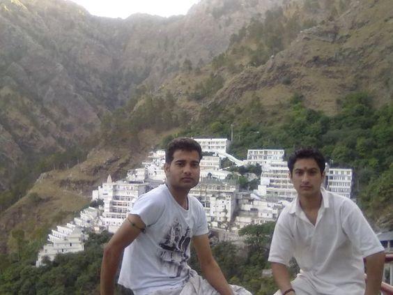 Me & My Bro(Vaishno Devi)