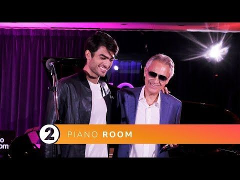 Andrea Bocelli Starts To Sing Ed Sheeran Hit But When Son Joins