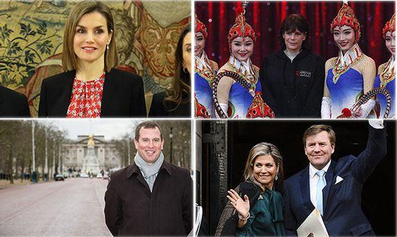 Princess Maria-Olympia of Greece, Sarah Ferguson and more royal highlights