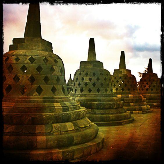 Magelang Indonesia  city images : Borobudur Magelang, Indonesia. | Borobudur | Pinterest | Magelang ...