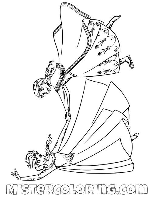 Frozen 2 Coloring Pages For Kids Mister Coloring Coloring Pages For Kids Elsa Coloring Pages Coloring Pages