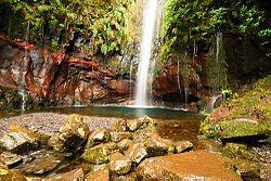 Cascata das 25 Fontes - Madeira