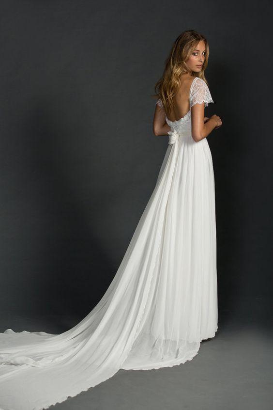 Grace adore la robe de mariée dentelle dentelle par Graceloveslace
