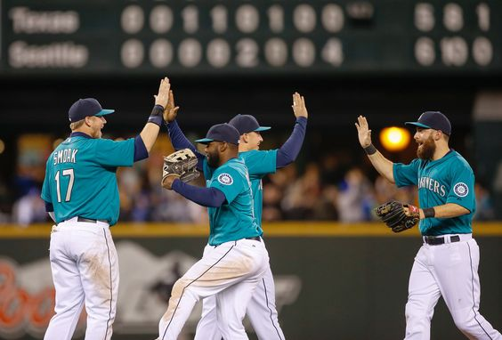 Texas Rangers v Seattle Mariners - Pictures - Zimbio
