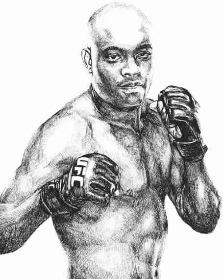 Sketch of Silva